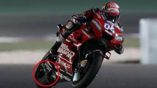 Team Lainnya Ribut Permasalahan Winglet Ducati, KTM: Dovizioso Memang Wajar Menang