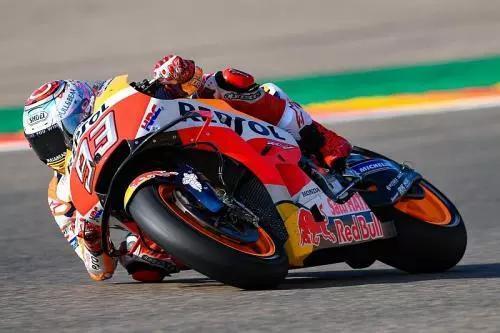 Marquez: Tidak Ada Rekan di Trek