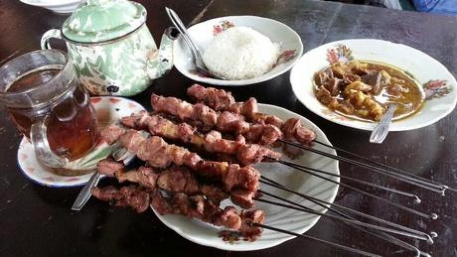 5 Tempat Makan Penjual Sate Klatak Terenak di Jogja