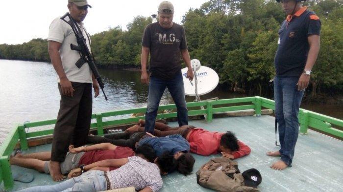Polisi Tangkap 5 Tersangka Pemerkosa Gadis 18 Tahun di Kayong Utara Kalimantan Barat