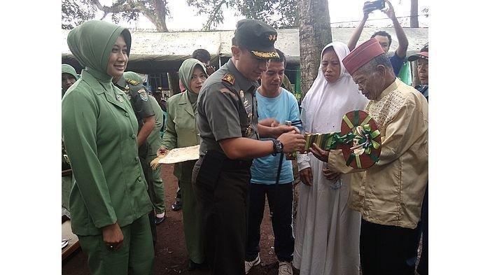 Satu Keluarga yang Mengalami Gangguan Jiwa di Cianjur Kini Punya Rumah Layak Huni