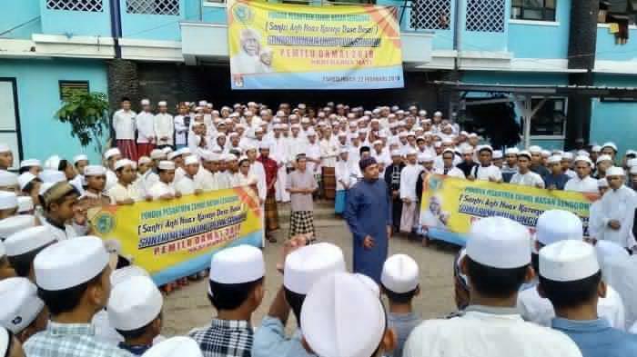 Ponpes Genggong Keluarkan Maklumat Dukung Jokowi-KH Ma'ruf