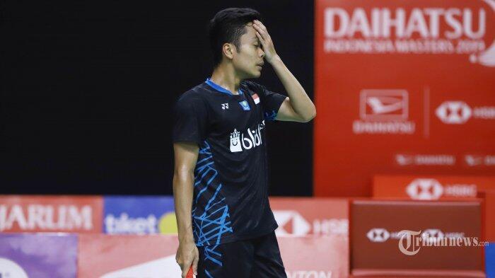 Mampukah Anthony Selesaikan 'Mission Impossible' atas Shi Yuqi pada Swiss Open 2019?
