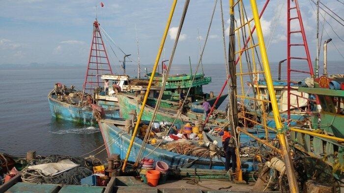 Aparat Indonesia Tangkap Kapal Ikan Vietnam di Perairan Natuna Utara