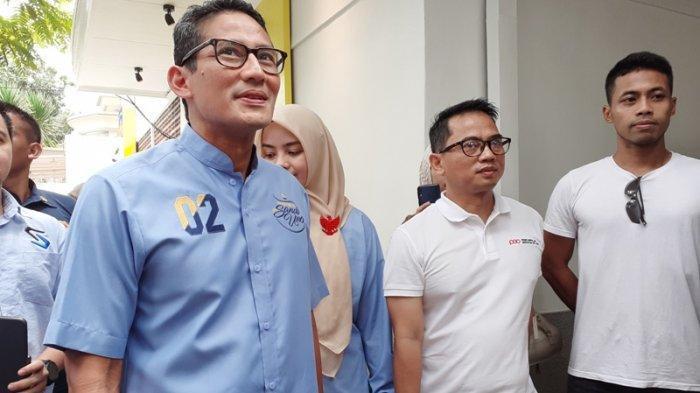 Sandiaga Terus Diingatkan Prabowo Agar Tak Serang Maruf Amin