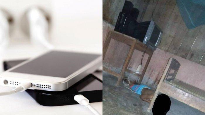 Viral, Diduga Gunakan HP Sambil Dicharge, Seorang Bocah Asal NTT Ditemukan Tewas