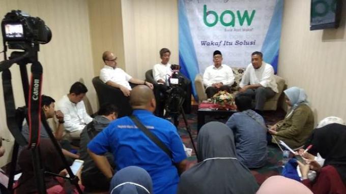 Solusi Hunian Terjangkau dari Bank Aset Wakaf