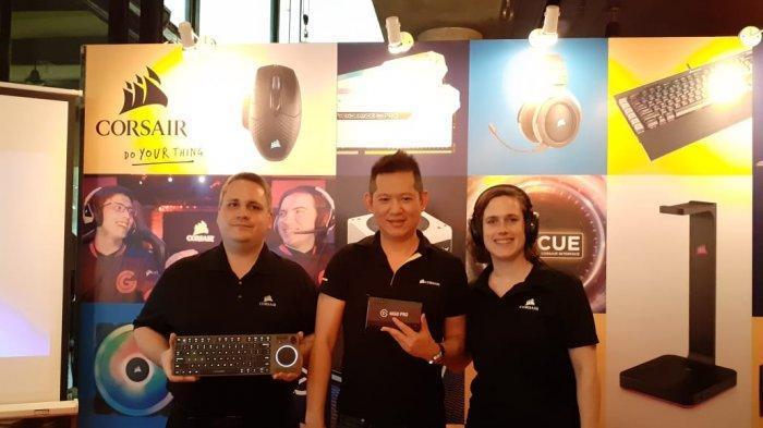 Corsair Kenalkan Gaming dan Komponen PC Terbaru Bagi Gamer