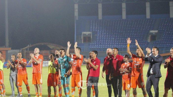 Borneo FC Alami Fase Terburuk di Ajang Piala Presiden 2019