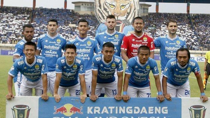 Daftar Sementara 31 Pemain Persib Musim 2019, Masih Tunggu Satu Pilar Asia