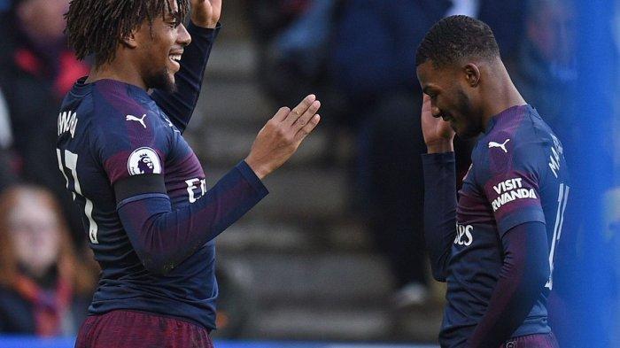 Gestur Alex Iwobi Terhadap Pemain Rennes Memalukan dan Lebih Buruk dari Rasisme