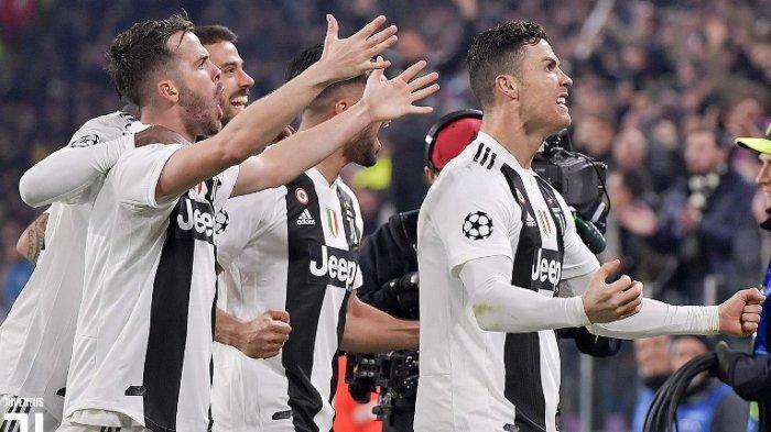 VIDEO - Bukti Gol Kedua Cristiano Ronaldo ke Gawang Atletico Madrid Tak Sah