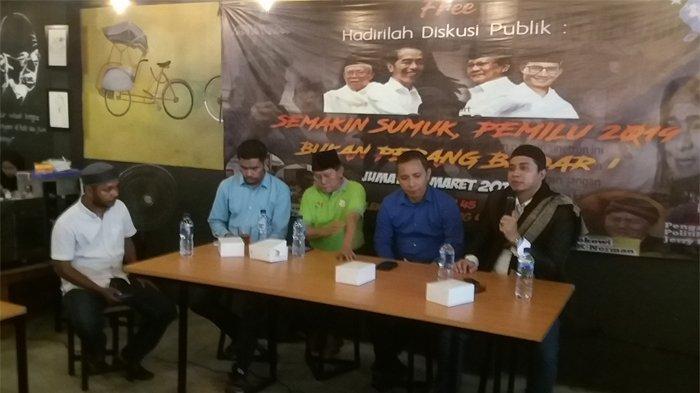 GMI Siap Lawan Hoaks dan Fitnah yang Menyerang Jokowi-Ma'ruf Amin