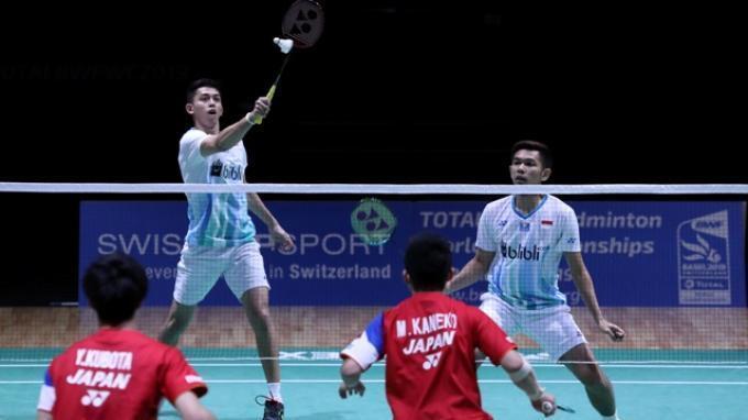 Hasil Swiss Open 2019 - 3 Wakil Indonesia Melaju ke Semifinal
