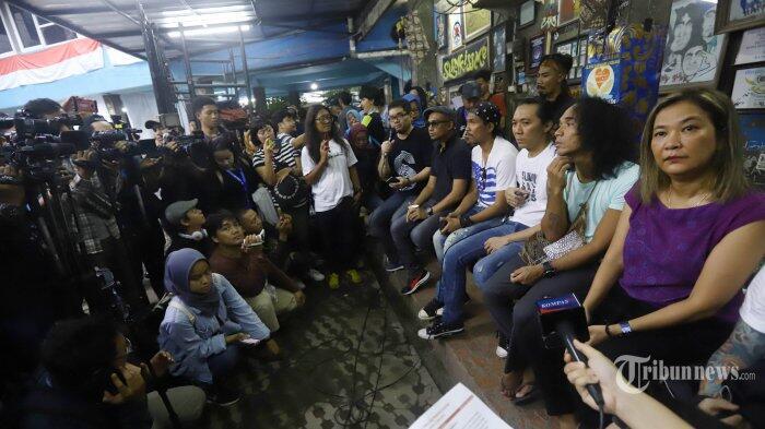 Dukung Jokowi-Ma'ruf, Slank Tegaskan Gerakan #BarengJokowi Non Partai