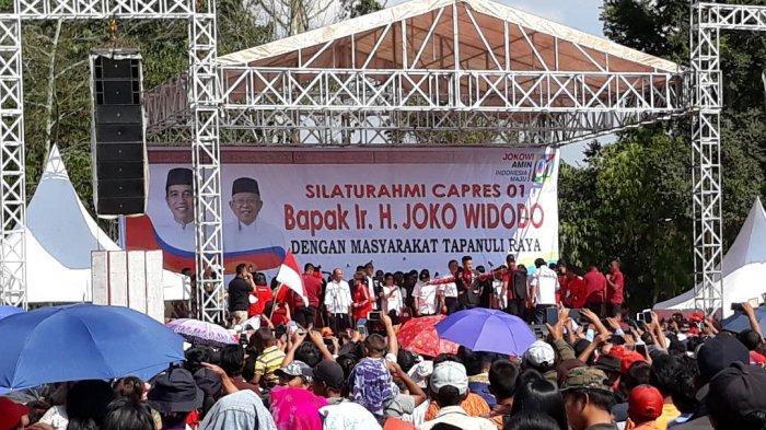 Gagal Dapat Jaket, Mahasiswi Minta Jadi Mantu Jokowi