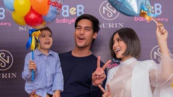 Richard Kyle Siap Jadi Ayah untuk Putra Jessica Iskandar, El Barack Alexander