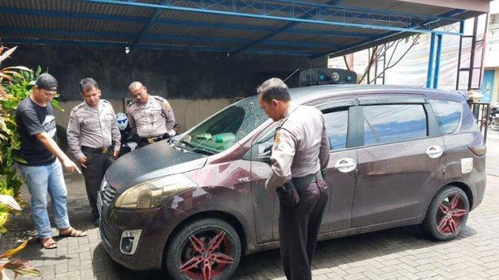 Mobil Curian Kehabisan Bensin, Pelaku Curanmor Dibekuk Polsek Nguter Sukoharjo