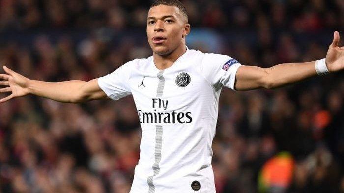 Kylian Mbappe Telat Datang Latihan di PSG, Kode untuk Real Madrid?