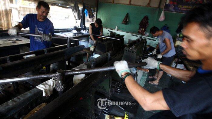 Menperin Prioritaskan Industri Alas Kaki Sebagai Sektor Berorientasi Ekspor