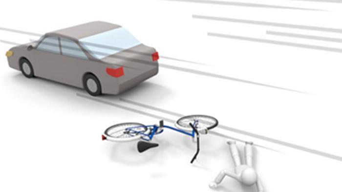 Amankan Pengemudi Mobil yang Diduga Pelaku Tabrak Lari