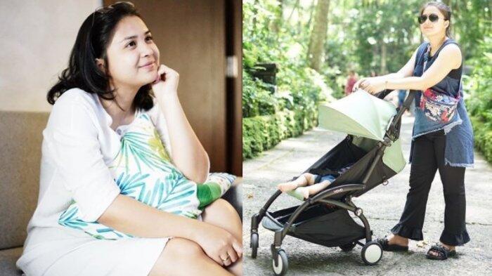Putri Titian Lahirkan Anak Kedua dan Ungkap Nama Bayinya