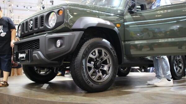 Setelah Filipina, Suzuki Jimny Segera Mengaspal di Thailand