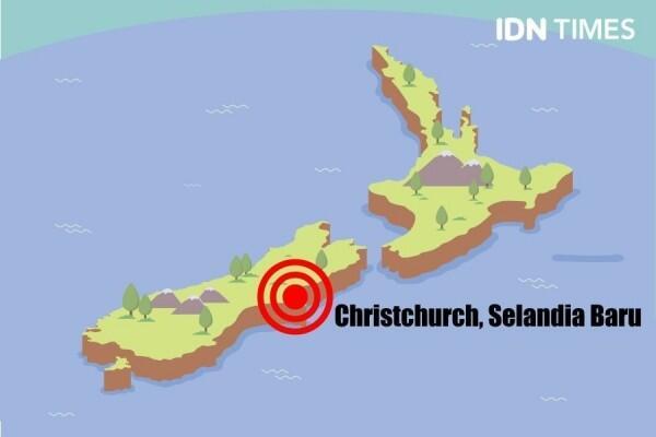 11 Fakta Sejauh Ini tentang Penembakan Masjid di Christchurch