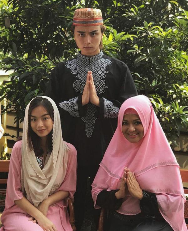 10 Potret Nabilah Rahman, Adik Leon Dozan yang Manisnya Bikin Meleleh!
