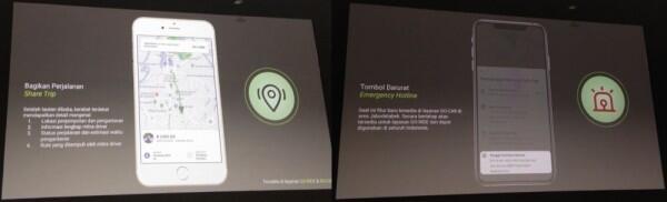 Go-Jek Resmi Luncurkan Dua Fitur Baru Keamanan dalam Aplikasinya