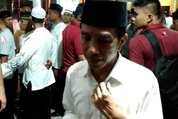 Jokowi: Siapa Pun Pelakunya, Indonesia Kecam Keras Penembakan Ini