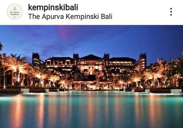 The Apurva Kempinski Bali, Tawarkan Budaya Nusantara di Tiap Sudut