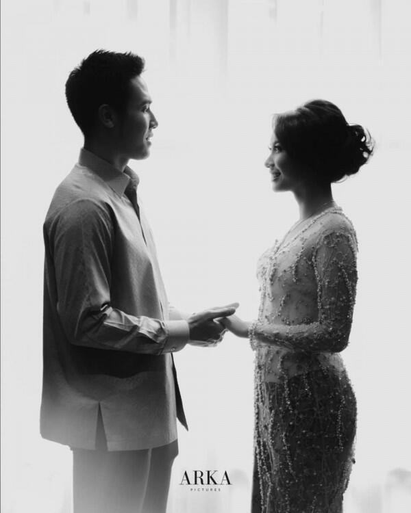 11 Momen Bahagia Ryuji Utomo & Shabrina Sejak Lamaran hingga Menikah