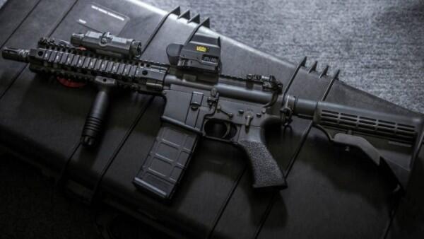 10 Fakta Senapan AR-15, Senjata Teroris Penembakan Masjid Christchurch