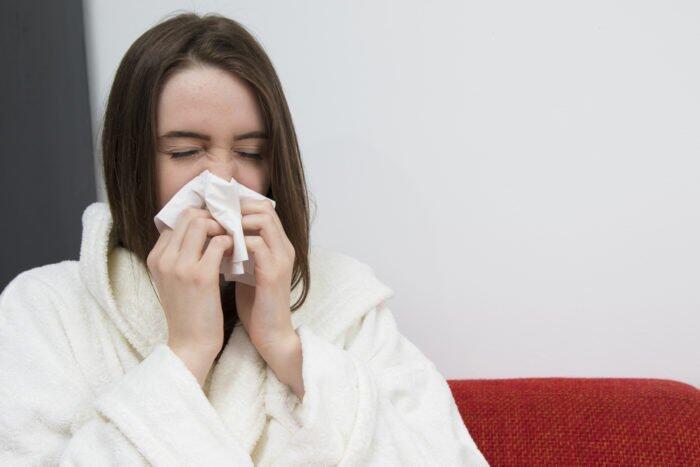 Jika Anda Kena Influinza, Apa Yang Harus Dilakukan? (Tips Mengurangi Derita)