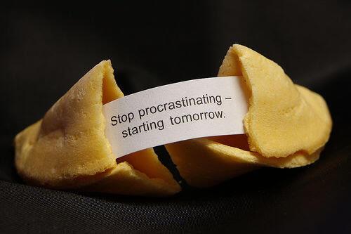 Prokrastinator ; Kalau Bisa Besok, Kenapa Harus Sekarang?