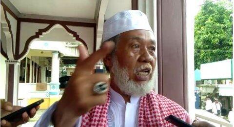 Ulama Banten Ngamuk Helikopter Prabowo Dilarang Mendarat: Gila Bupati