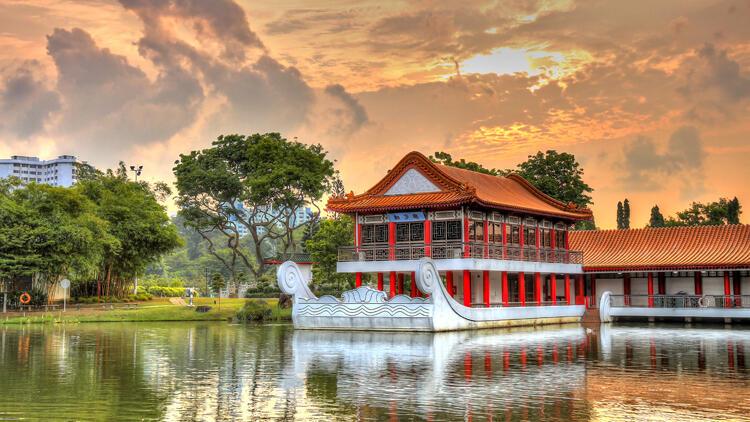Chinese & Japanese Garden Singapore | Saatnya Impian Jadi Nyata
