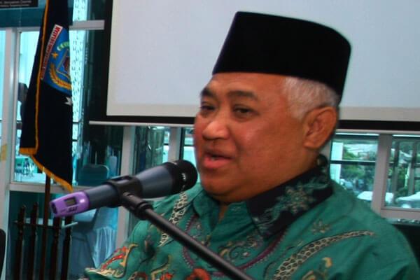 Menurut Din, Muhammadiyah Mestinya Tidak Boleh Netral di Pemilu 2019