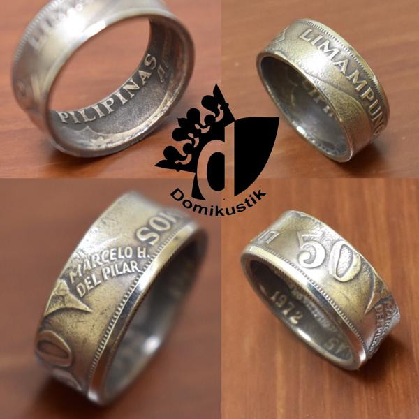Mengenal uniknya cincin koin