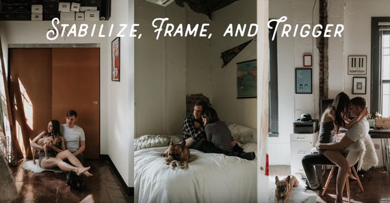 Cara Mudah Take Foto Sendiri Tanpa Bantuan Teman. Cekidot Gan Sis!