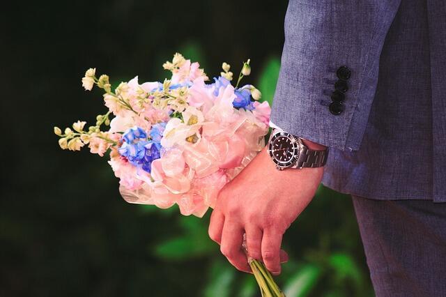 Bunga Ini Untuk Siapa? [Pernikahan Aira]