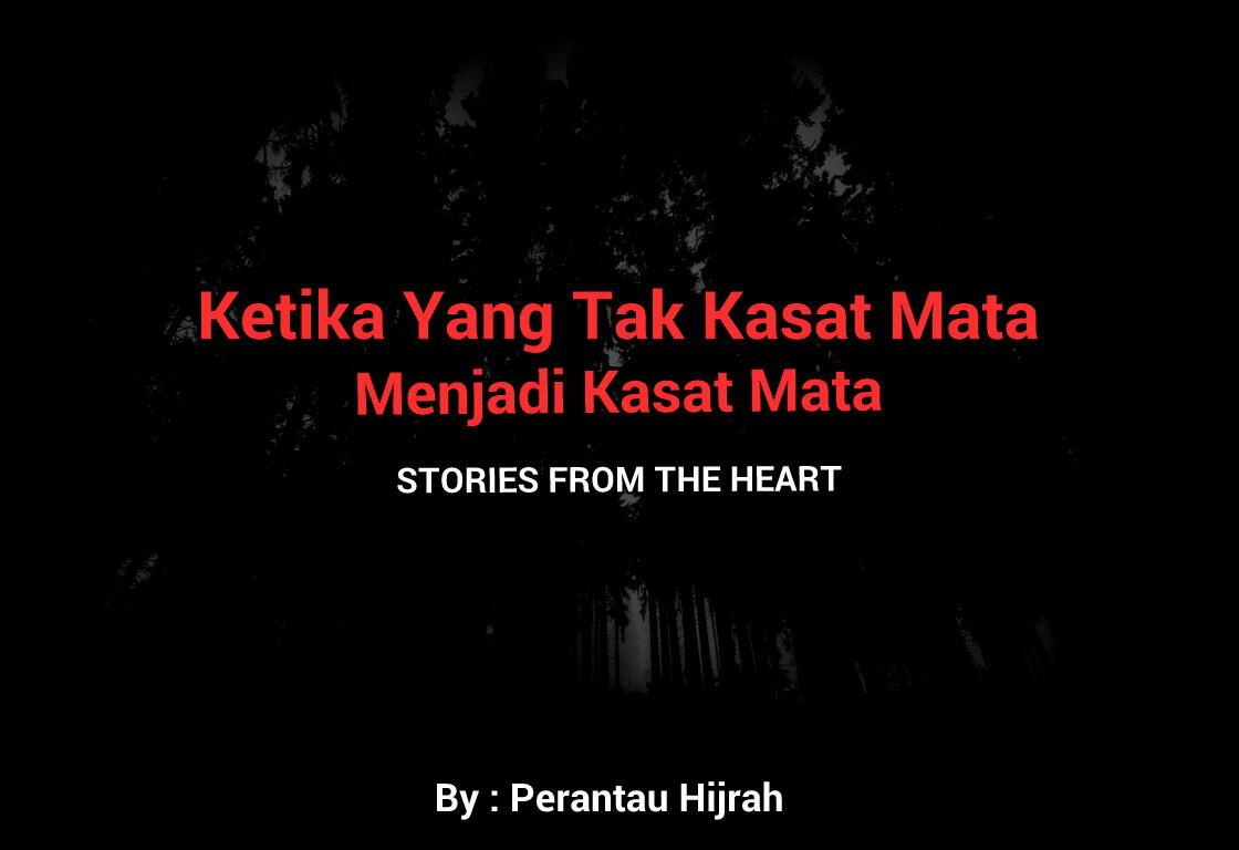 Ketika Yang Tak Kasat Mata Menjadi Nyata (Real Horor Story)