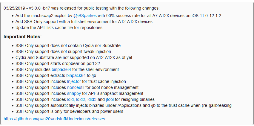 All About Jailbreak / UN-Jailbreak iOS & Troubleshooting