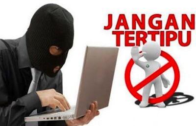 WASPADALAH, Jangan Sampai Kita MENJADI KORBAN Selanjutnya Dari Modus Penipuan Online