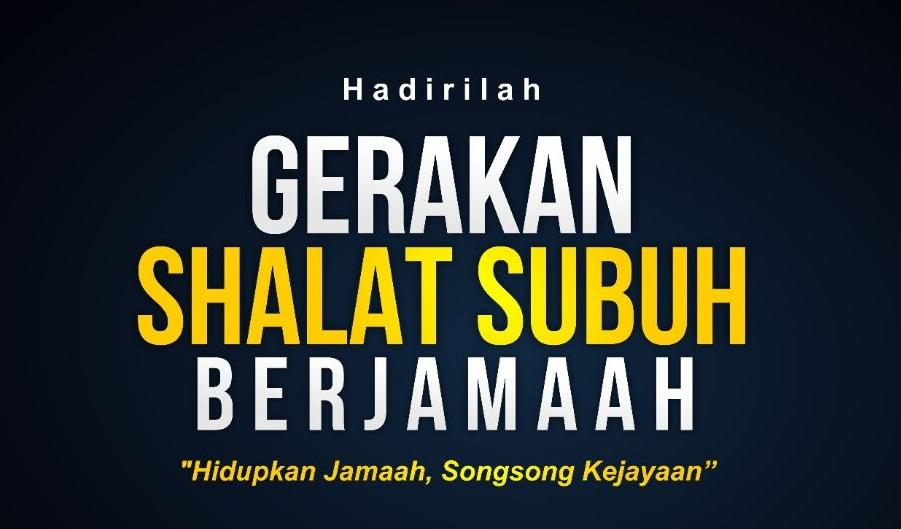Spanduk Subuh Berjamaah Dipasang Di Seluruh Musholla Masjid Indonesia Mui Melarang Kaskus