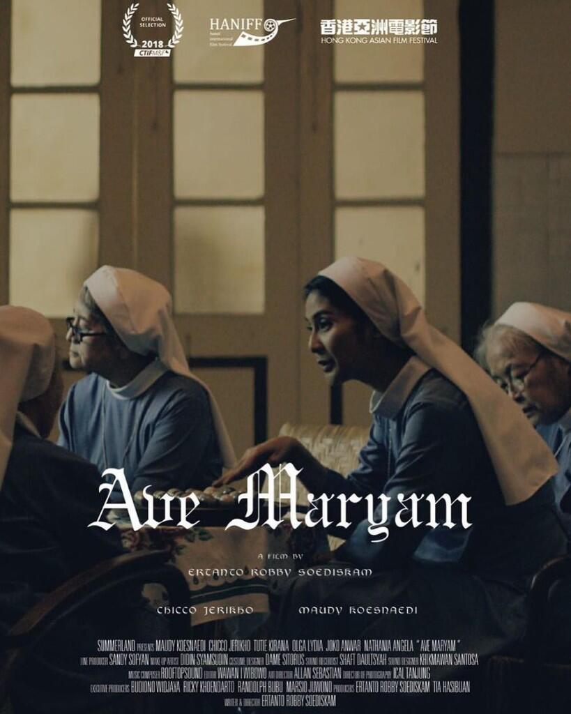 Ave Maryam (April 2019) | Maudy Kusnaedi, Chicco Jerikho & Tutie Kirana