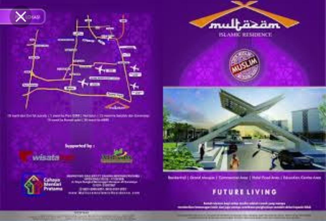 HATI - HATI - Perumahan Syariah Multazam Islamic Residence Sidoarjo JATIM (CEKIDOT)!