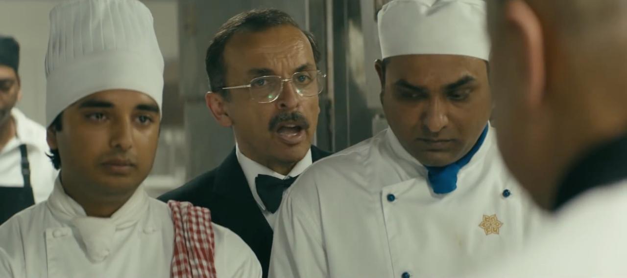 """Serangan teroris di """"HOTEL MUMBAI"""""""