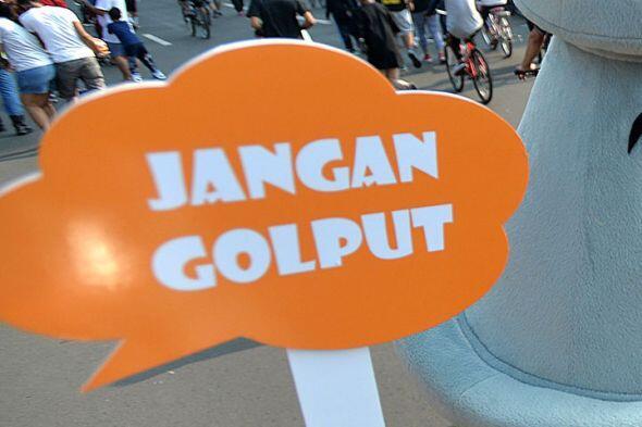 Jangan Golput! Untuk Indonesia Lebih Baik
